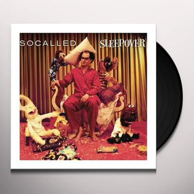 Socalled SLEEPOVER Vinyl Record
