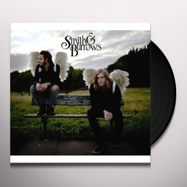 Smith & Burrows FUNNY LOOKING ANGELS (GER) Vinyl Record