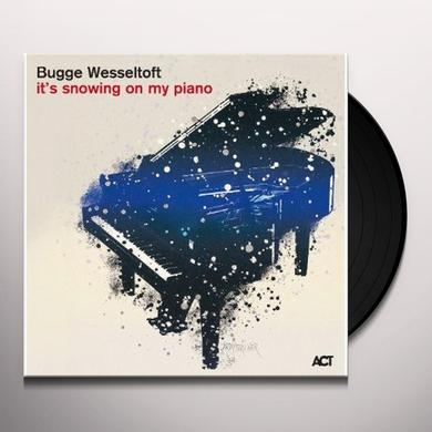 Bugge Wesseltoft IT'S SNOWING ON MY PIANO (GER) Vinyl Record