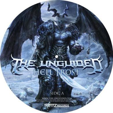 Unguided HELL FROST Vinyl Record