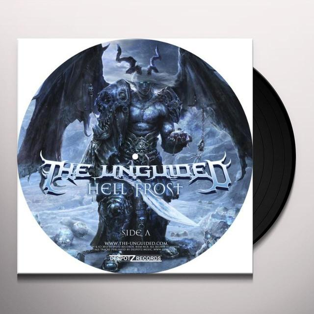 Unguided HELL FROST Vinyl Record - UK Import