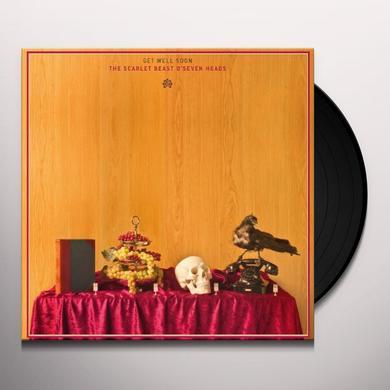 Get Well Soon SCARLET BEAST O'SEVEN HEADS Vinyl Record
