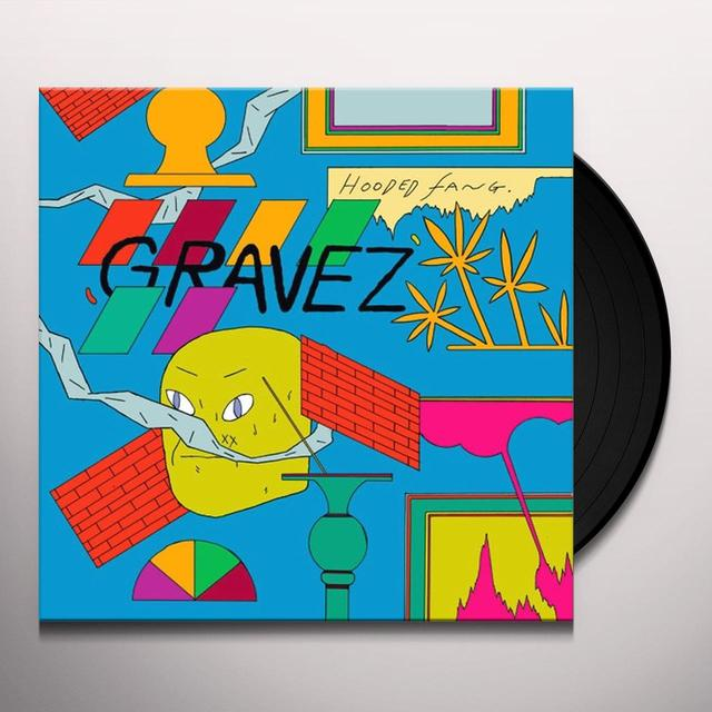 Hooded Fang GRAVEZ Vinyl Record - Canada Import