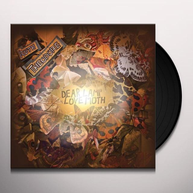Ruth Theodore DEAR LAMP LOVE MOTH Vinyl Record - UK Import