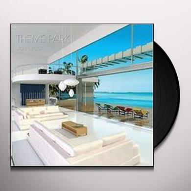 Theme Park JAMAICA Vinyl Record - UK Import