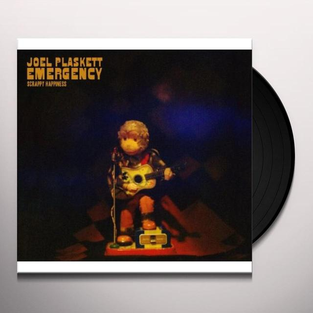 Joel Plaskett Emergency SCRAPPY HAPPINESS Vinyl Record