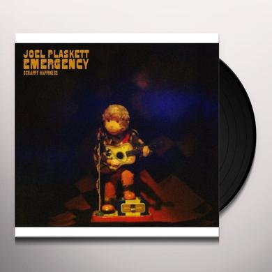 Joel Plaskett Emergency SCRAPPY HAPPINESS Vinyl Record - Canada Import