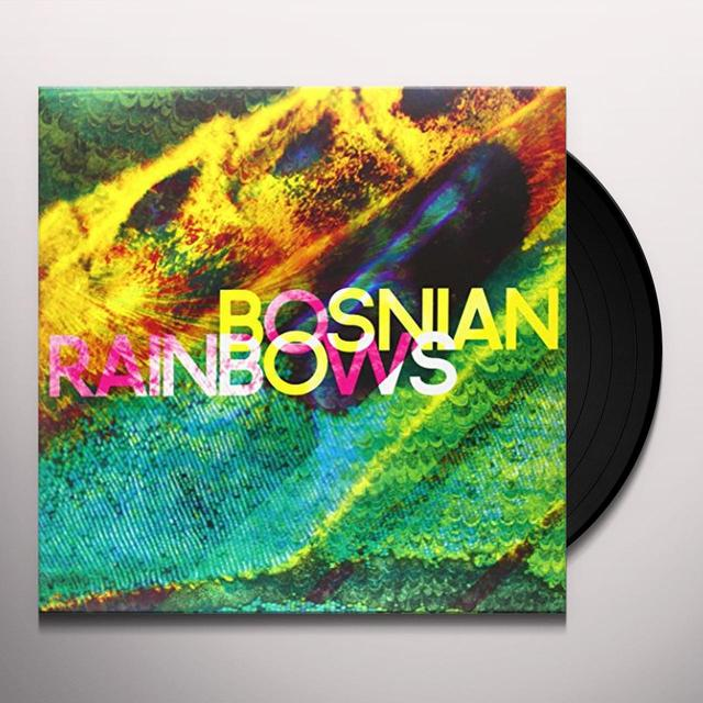 BOSNIAN RAINBOWS Vinyl Record - UK Import