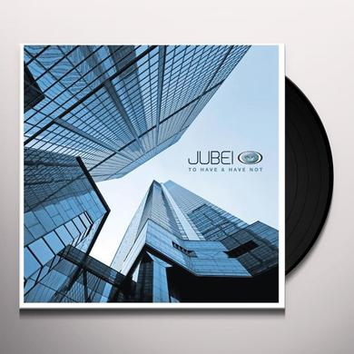Jubei TO HAVE & HAVE NOT (HK) Vinyl Record