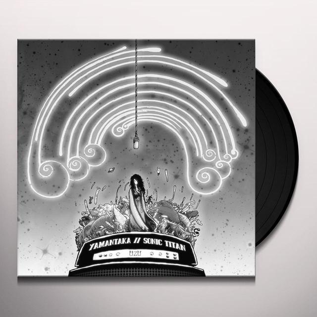 Yamantaka // Sonic Titan UZU Vinyl Record