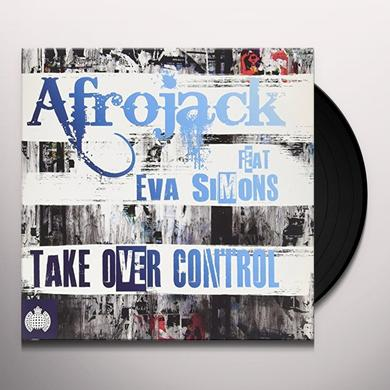 TAKE OVER CONTROL Vinyl Record - UK Import