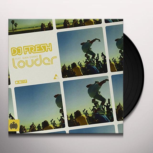 LOUDER Vinyl Record - UK Import