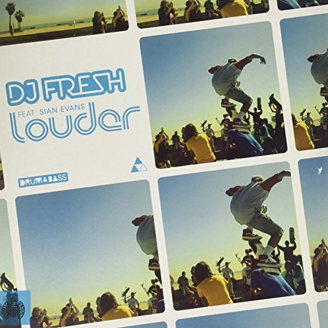 LOUDER Vinyl Record