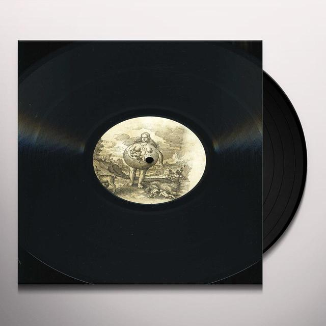 Blue Fields GHOST STORY RETOLD Vinyl Record - UK Import