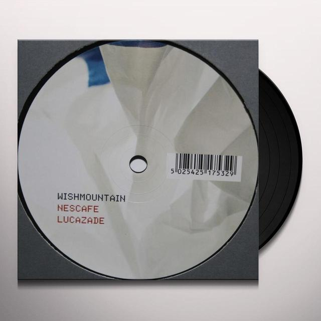 Wishmountain NESCAFE Vinyl Record - UK Release