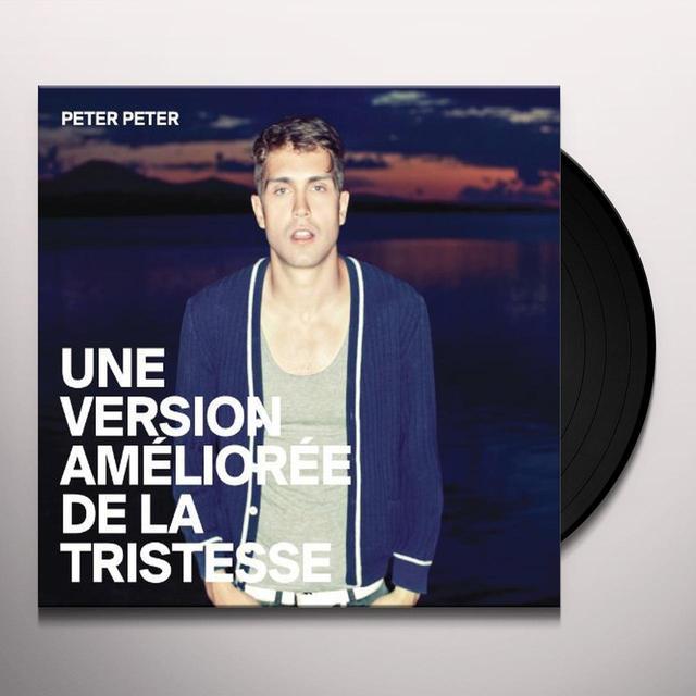 Peter Peter UNE VERSION AMELIOREE DE LA TR Vinyl Record - Canada Import