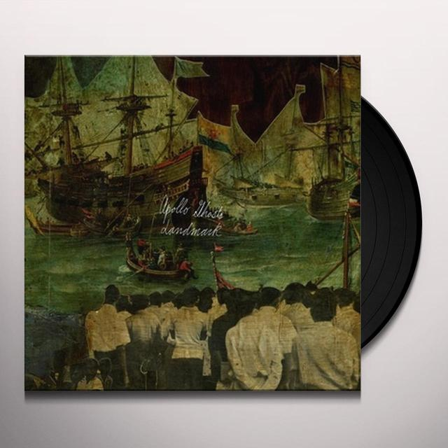 Apollo Ghosts LANDMARK Vinyl Record - Canada Import