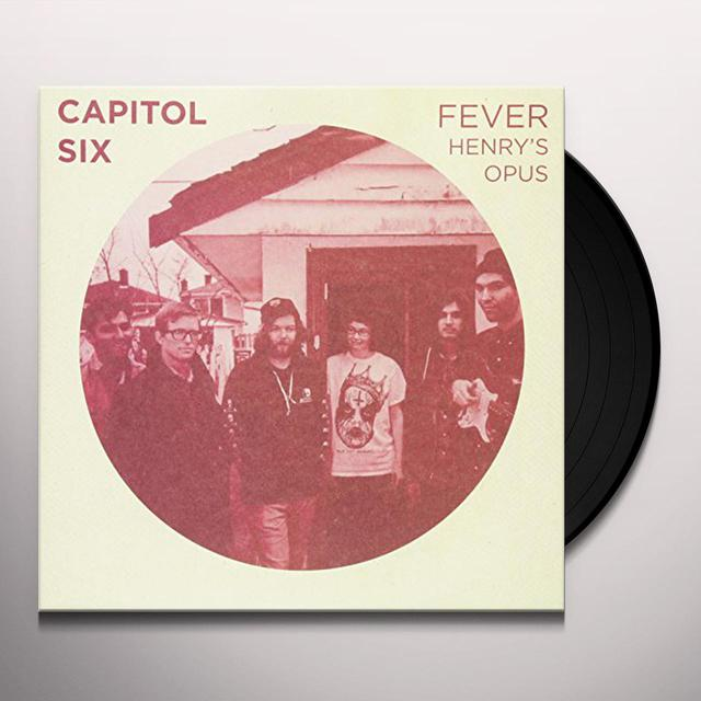 Capitol 6 FEVER/HENRY'S OPUS Vinyl Record