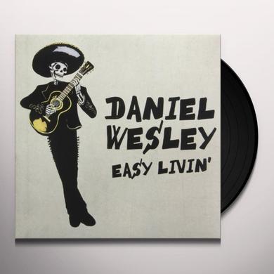 Daniel Wesley EASY LIVIN' Vinyl Record - Canada Import