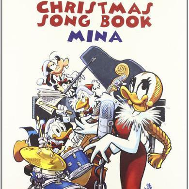 MINA CHRISTMAS SONG BOOK Vinyl Record