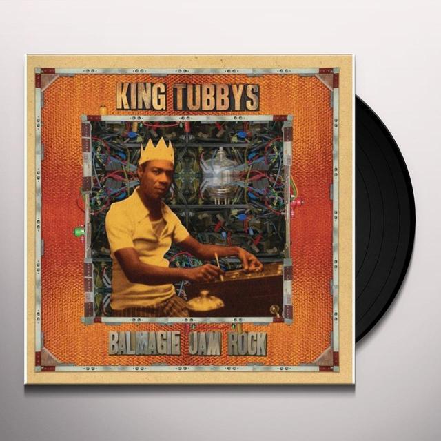 King Tubby BALMAGIE JAM ROCK Vinyl Record