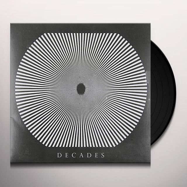 DECADES Vinyl Record - Canada Import
