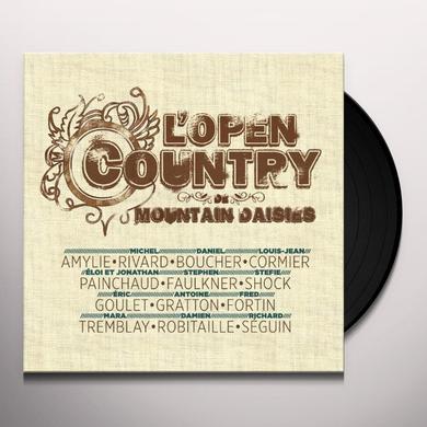 Mountain Daisies L'OPEN COUNTRY DE Vinyl Record - Canada Import