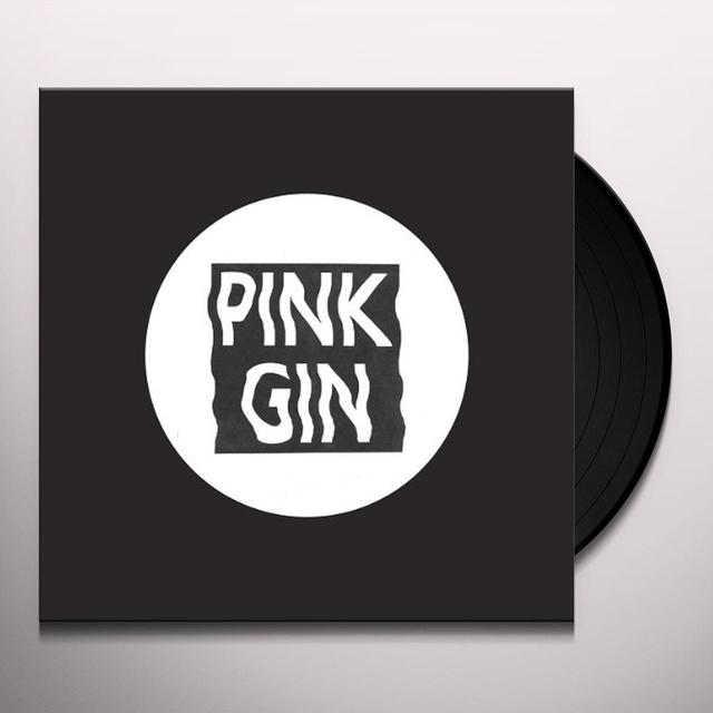 Pink Gin BLAME ME Vinyl Record - UK Release
