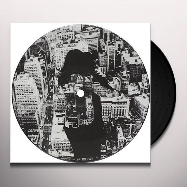 Sophie Grande BYE BYE Vinyl Record - Canada Release