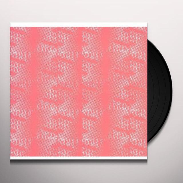 Portico Quartet LIVE/REMIX Vinyl Record
