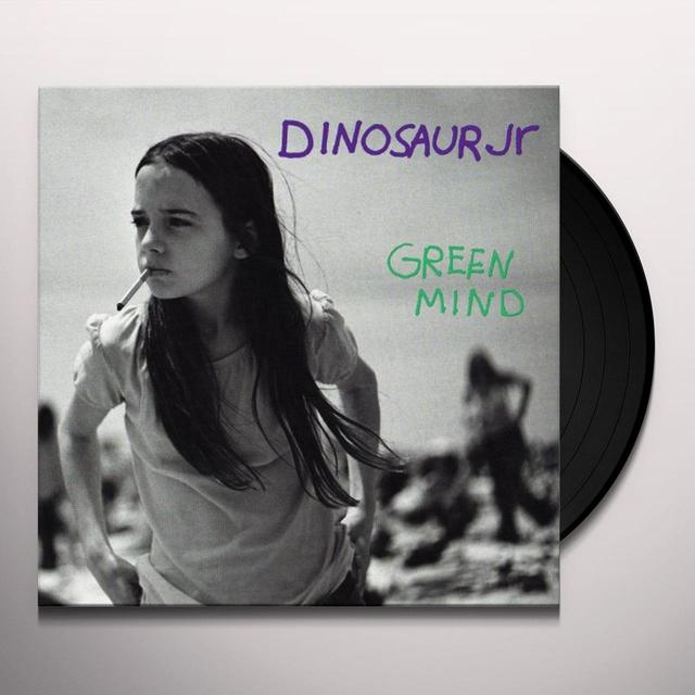 Dinosaur Jr. GREEN MIND Vinyl Record - UK Import