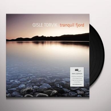 Gisle Torvik TRANQUIL FJORD Vinyl Record - UK Import