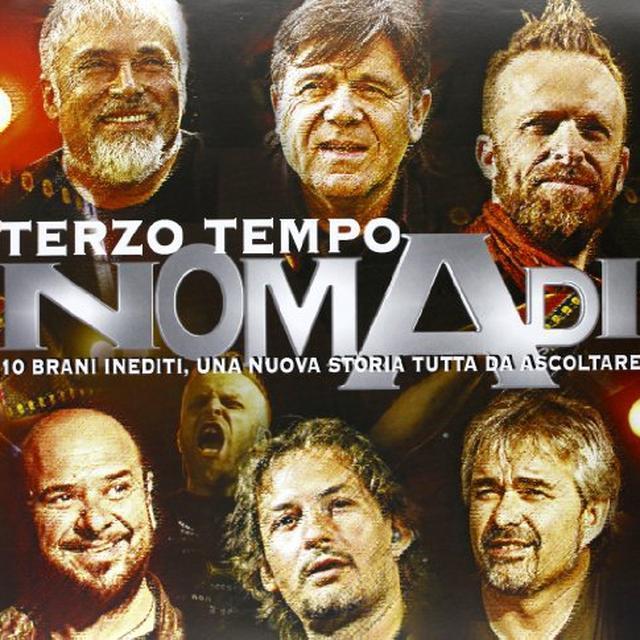 Nomadi TERZO TEMPO Vinyl Record - Italy Import