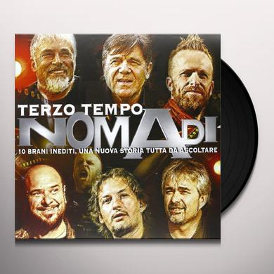 Nomadi TERZO TEMPO Vinyl Record