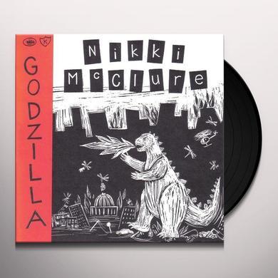 Nikki Mcclure GODZILLA Vinyl Record