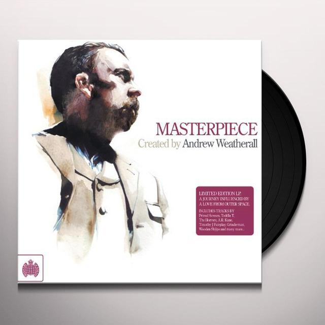 Andrew Weatherall MASTERPIECE (UK) (Vinyl)