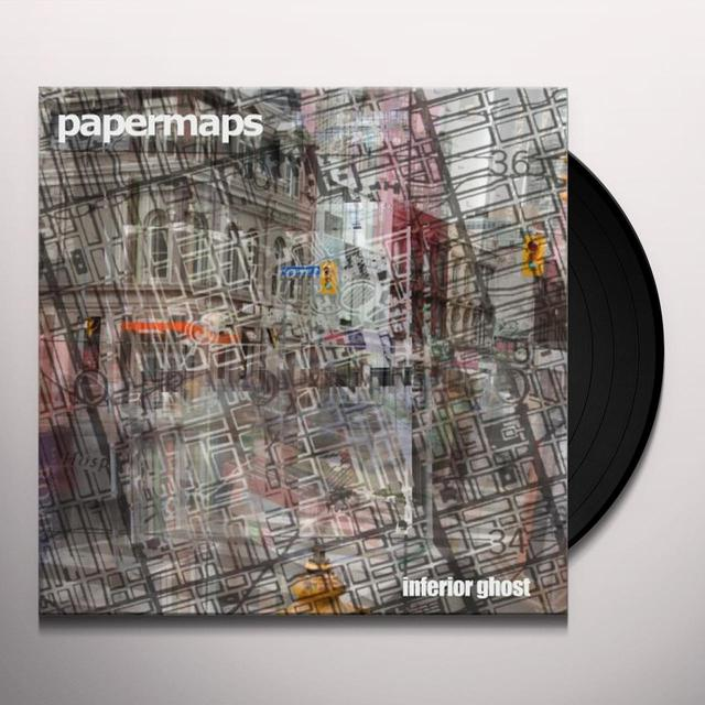 Papermaps INFERIOR GHOST EP Vinyl Record - Canada Import
