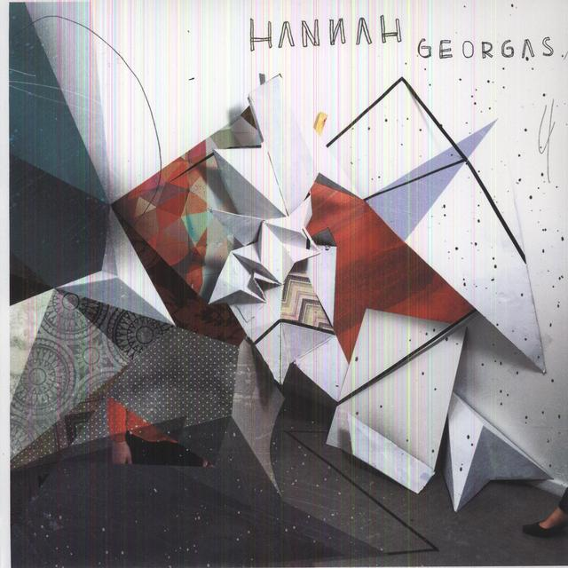 HANNAH GEORGAS LP Vinyl Record - Canada Import