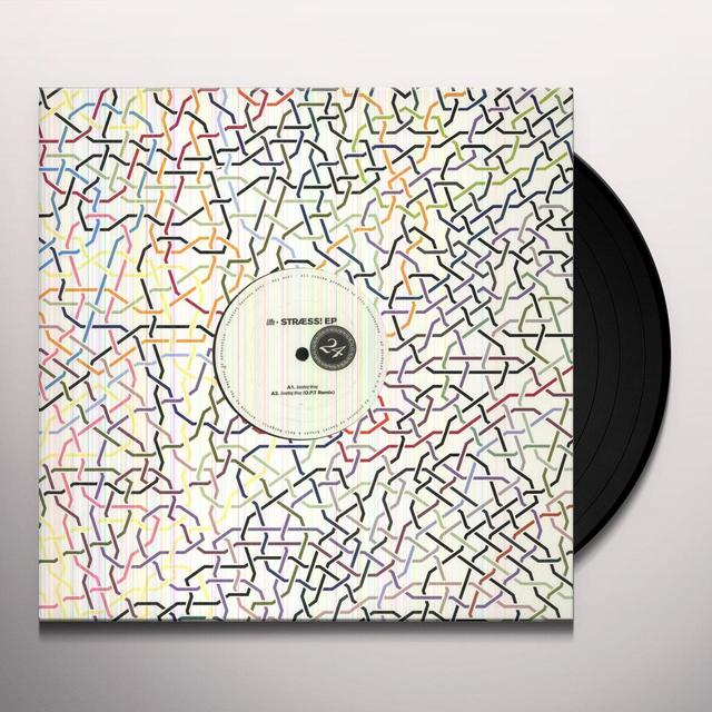 Uffe STR'SS! EP (UK) (Vinyl)