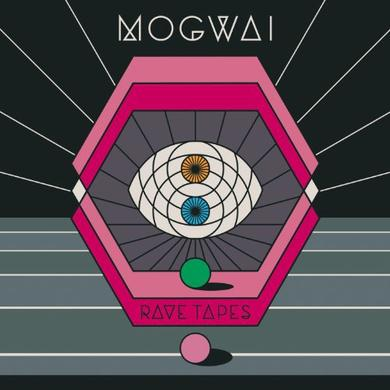 Mogwai RAVE TAPES Vinyl Record - UK Release