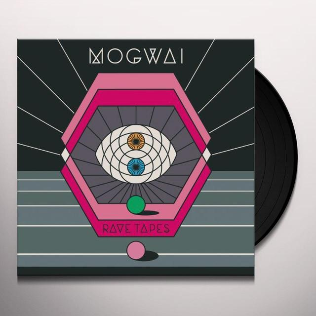 Mogwai RAVE TAPES Vinyl Record - UK Release