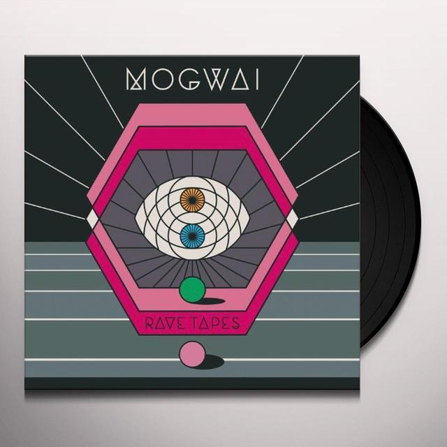 Mogwai RAVE TAPES Vinyl Record - UK Import