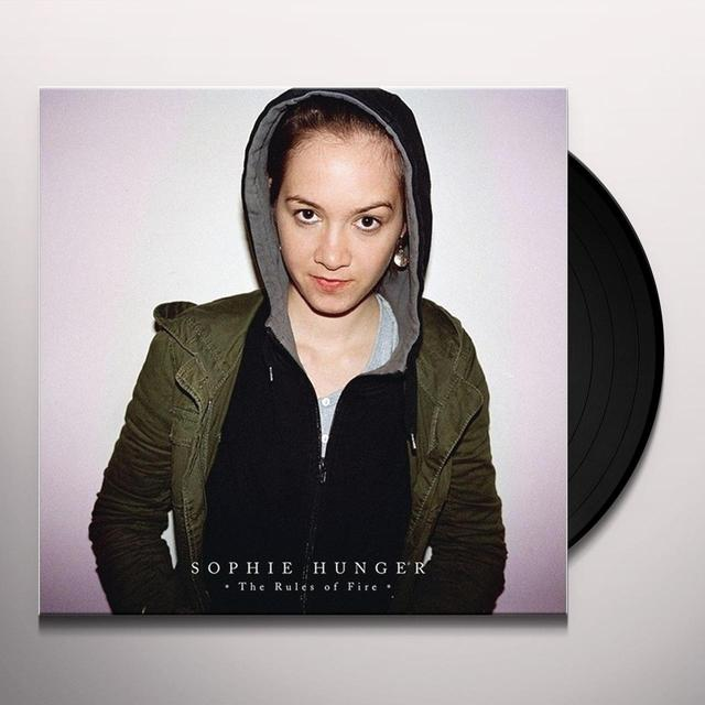 Sophie Hunger RULES OF FIRE-THE ARCHIVES Vinyl Record - UK Import