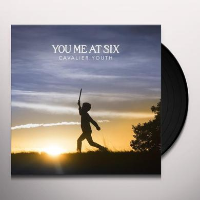 You Me At Six CAVALIER YOUTH Vinyl Record