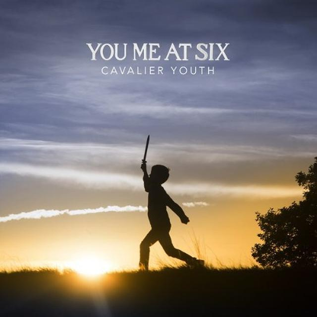 You Me At Six CAVALIER YOUTH Vinyl Record - UK Import