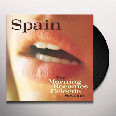 Spain MORNING BECOMES ECLECTIC SESSION Vinyl Record