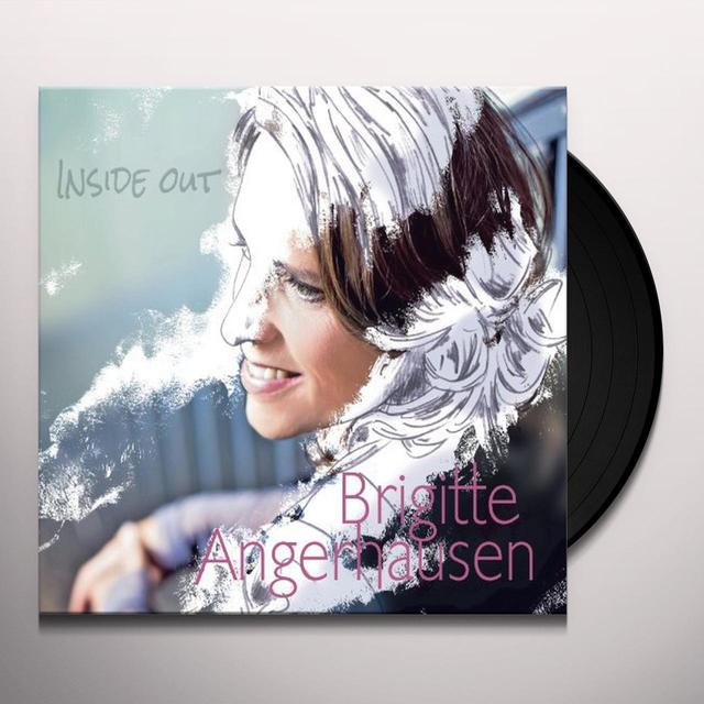 Brigitte Angerhausen INSIDE OUT (GER) Vinyl Record