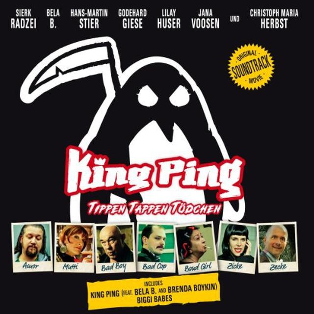 King Ping-Tippen Tappe Toedchen / O.S.T. (Ger) KING PING-TIPPEN TAPPE TOEDCHEN / O.S.T. Vinyl Record