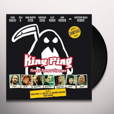 KING PING-TIPPEN TAPPE TOEDCHEN / O.S.T. (GER) Vinyl Record
