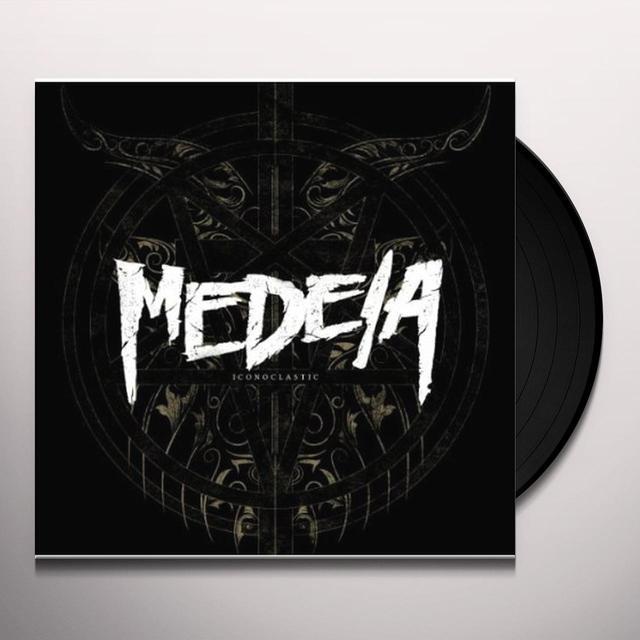 Medeia ICONOCLASTIC Vinyl Record - Holland Import